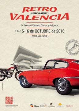 Retro auto moto Valencia